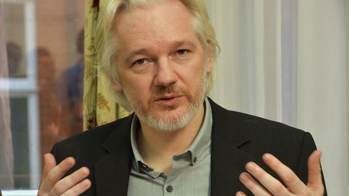 ​US a surveillance superpower spying on foes & allies alike – Assange