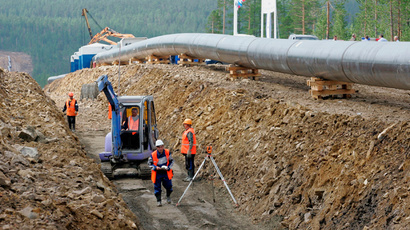China begins construction of Power of Siberia pipeline for gas delivered from Russia