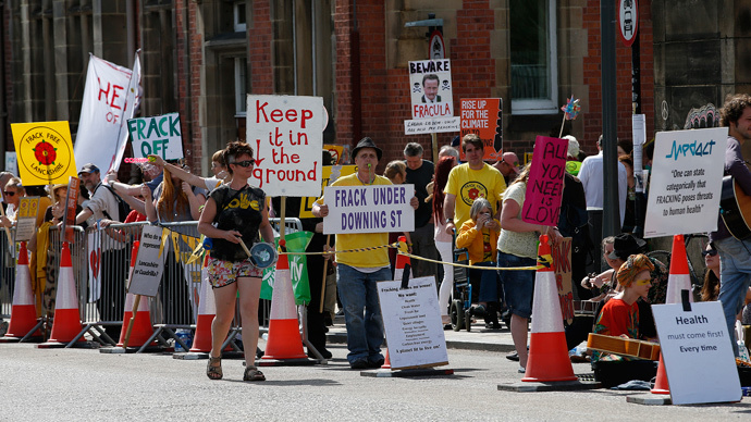 Cuadrilla fracking bid rejected by UK council in major setback for shale industry