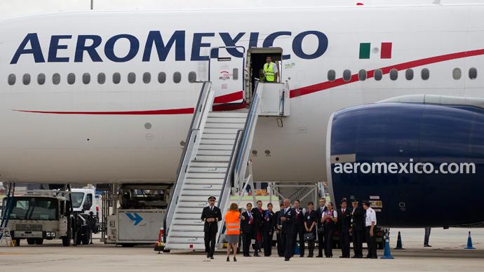 Paris-bound Aeromexico plane diverts to Ireland due to fire alert