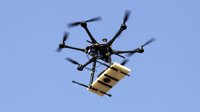 City drone vs. country shotgun: Court case breaks out over downed hexacopter