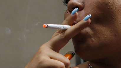 Butting in: NYC mayor wants to stop smoking in private homes