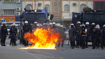 ​Bahrain to get more US arms as authorities keep cracking down on protestors