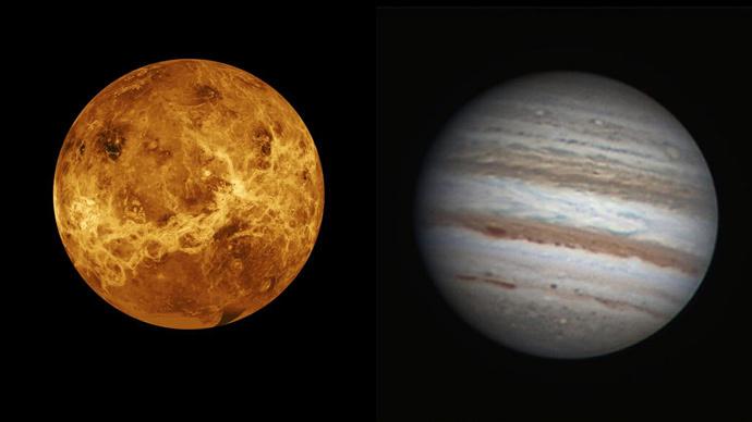 Venus & Jupiter to pair in spectacular 'Star of Bethlehem' conjunction