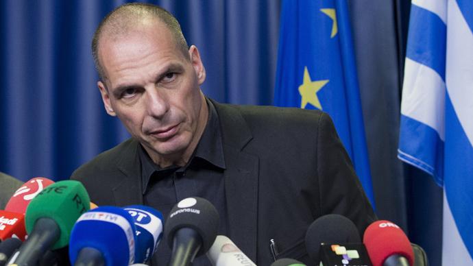 Varoufakis threatens EU with court as Greek default looms