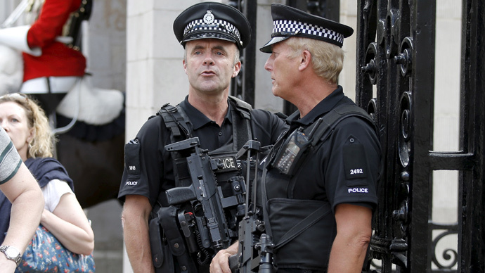 SAS-style police counter-terror unit unveiled in wake of Tunisia attack
