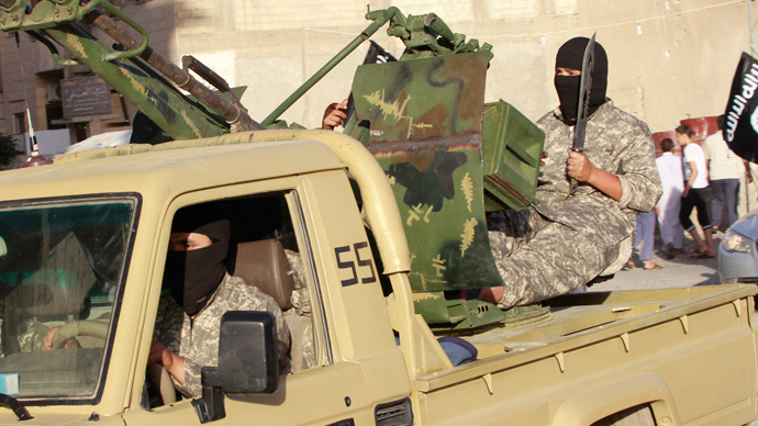 ISIS beheads female civilians for the first time - monitor