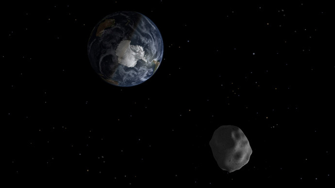 Earth saver? Lasers manipulate spin of 'asteroid' in simulated experiment
