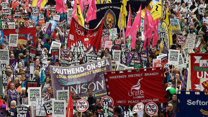 Trade unionists, blacklisted activists demand police spying inquiry