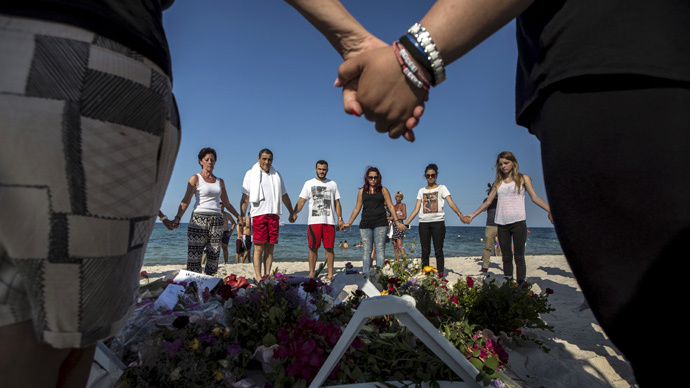 ​Tunisia gunman was 'sleeper' agent inspired by London terror cell