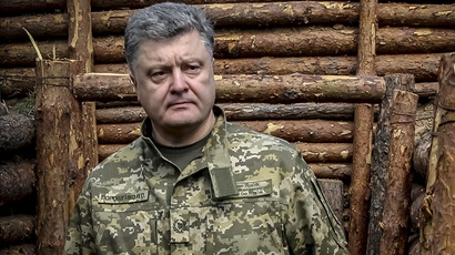 From 9,000 to 200,000: Poroshenko's displays numeracy problem in counting 'Russian invaders'