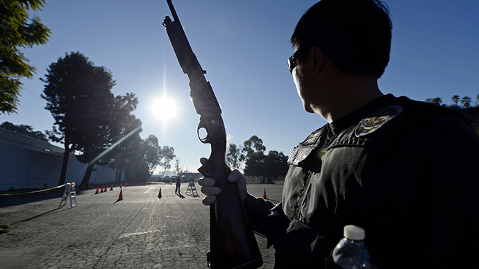 Quarter of US cop shooting victims were in mental distress – report