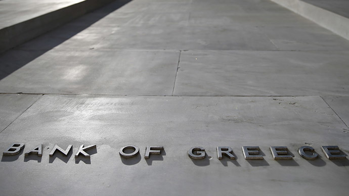 Austerity not enough to save Greece - leaked IMF documents