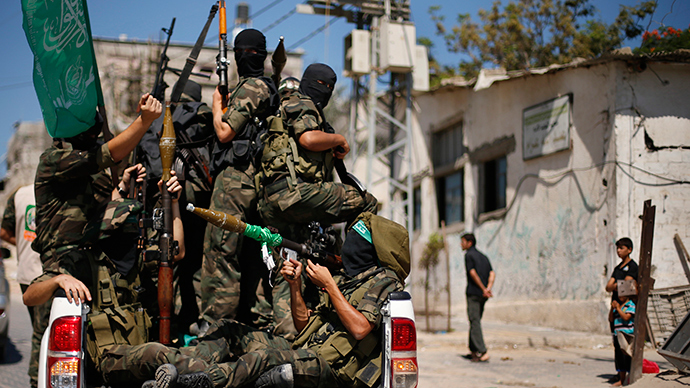 ISIS threatens Hamas – but move could bring Israel & Palestine closer to fight common enemy
