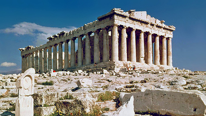 Parthenon, Athens (Image from wikipedia.org)