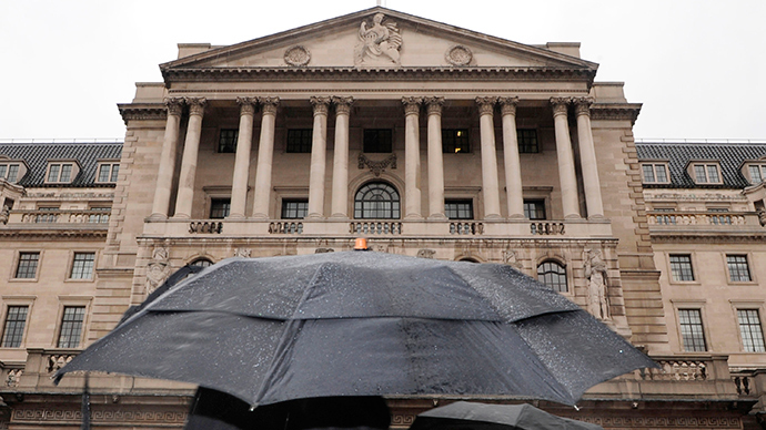 ​Greek debt crisis a threat to UK financial system – Bank of England