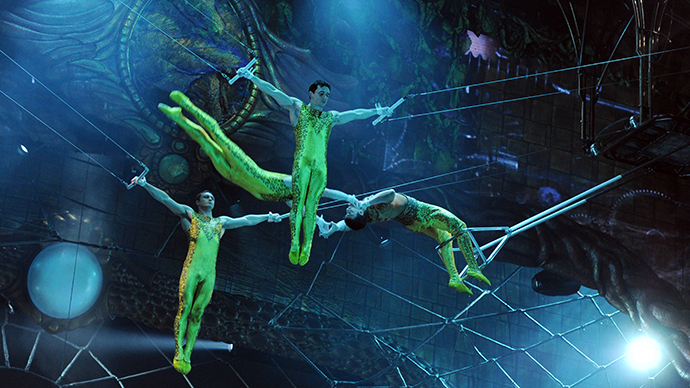 ​Canada approves sale of Cirque du Soleil to US and China investors for $1.5bn