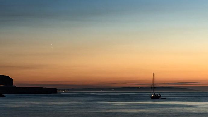 Stargazers' stunner: Thousands catch Jupiter, Venus forming super bright 'Star of Bethlehem' (PHOTOS, VIDEOS)