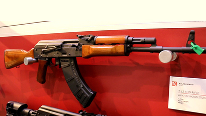 Buy American… Kalashnikovs: US-made Russian rifles now on sale