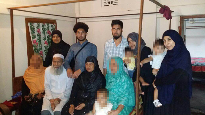 British family of 12 may have fled to Syria – police