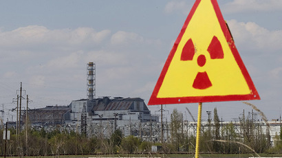 Radiation spikes after wildfire in Chernobyl exclusion zone