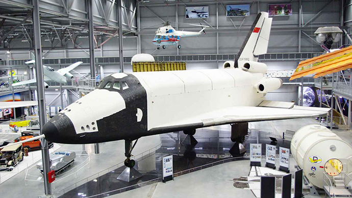 A BTS 002 mock-up on display in Germany (Image from wikipedia.org)