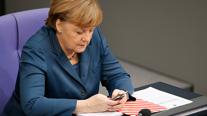 'UK spied on Merkel's Greek bailout plans and told NSA' – WikiLeaks