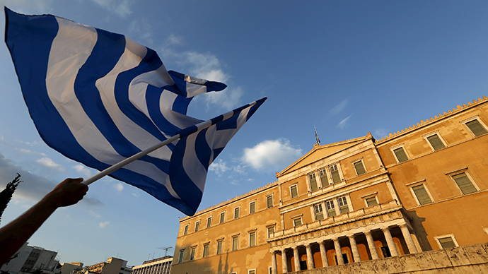 Greece's GDP to shrink 20% in case of 'Grexit' – S&P