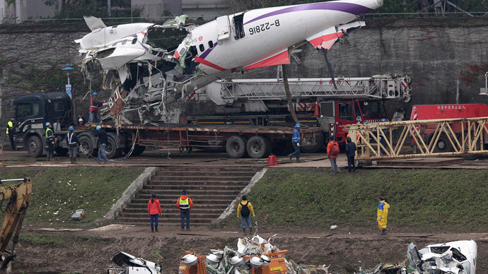 'Wow, pulled back wrong side throttle': Taiwanese pilot accidentally turned off engine