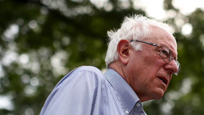 Berniemania: Largest crowd of 2016 campaign shows up for Bernie Sanders