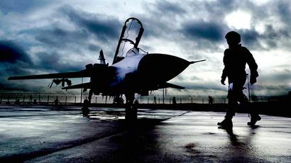 RAF may lack aircraft to bomb Syria – expert