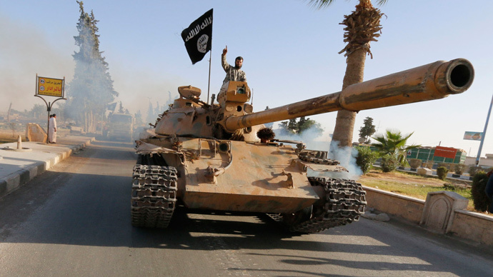 'Competing ISIS & Al-Qaeda place European Jews under greater threat'