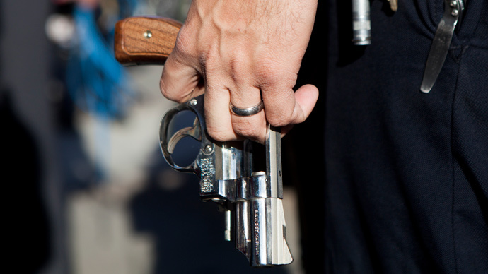 ​Gun-hoarding man accidentally shot himself in head during police raid – inquest