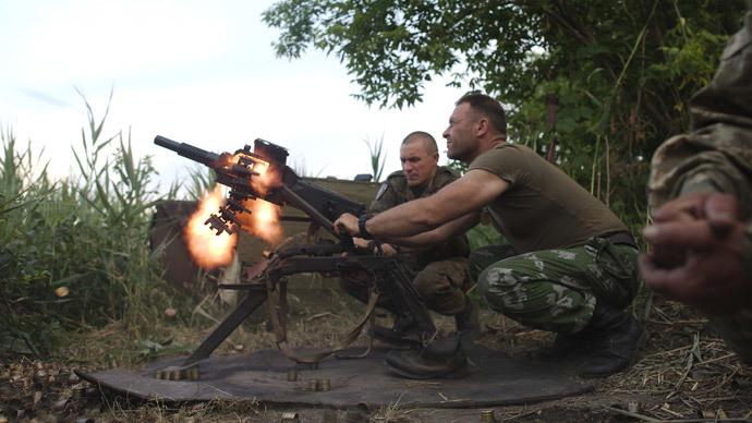 Kiev in violation of heavy weaponry clause in E. Ukraine - OSCE