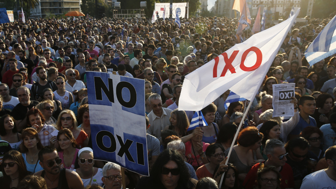 From 'historic vote' for Greece's Syriza to #Greferendum: INTERACTIVE TIMELINE