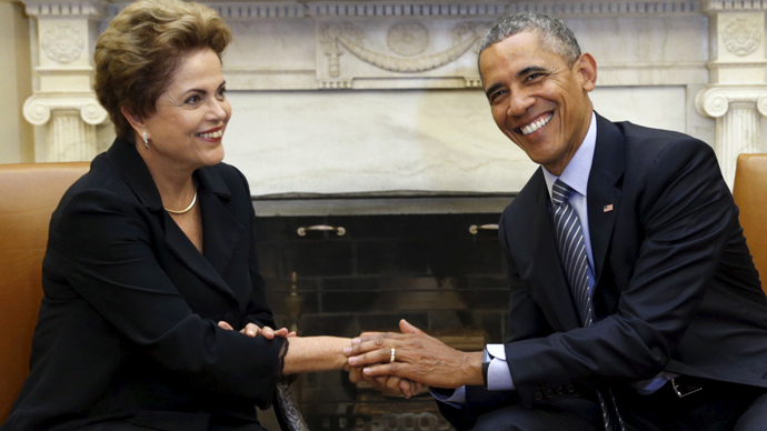 NSA spied on Brazil's President Rousseff, dozens of top officials - WikiLeaks