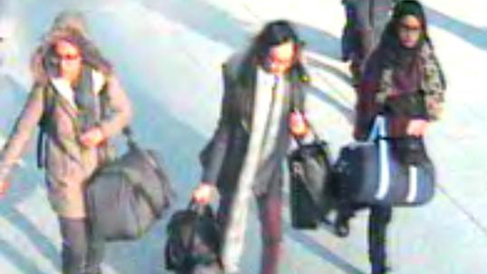 2 UK girls reportedly marry ISIS fighters in Syria, have 'no intention to come home soon'
