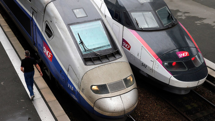 Rail fail again? France's new trains reportedly 'too high' for Italian tunnels