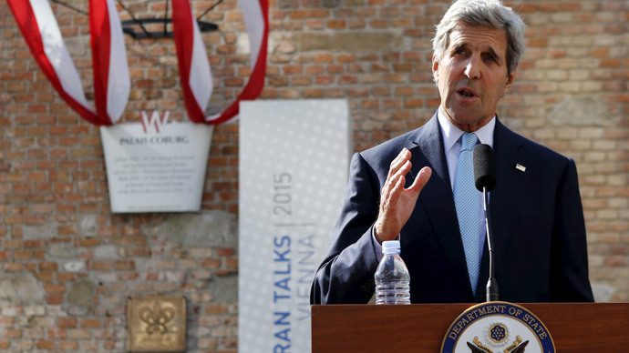 Kerry on Iran talks: There are 'difficult issues,' US is prepared to walk away