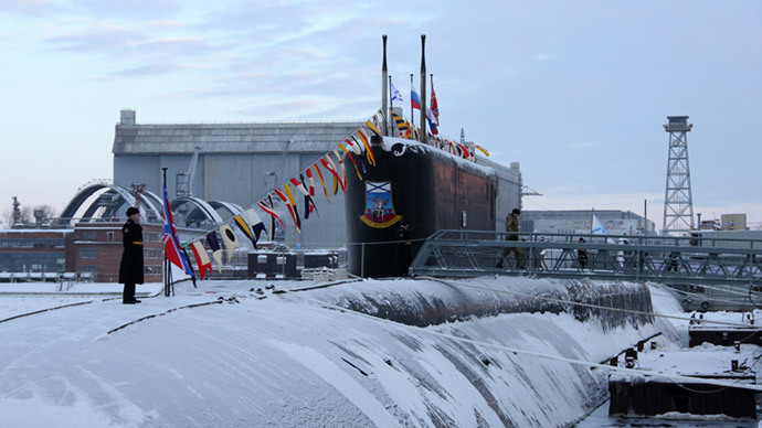 New acoustic detection system to make Russian Navy's 4th-gen stealth subs even quieter