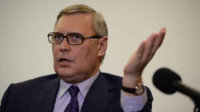 Former PM Kasyanov becomes only leader of PARNAS party, voices presidential plans