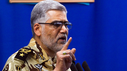 America still Iran's enemy, nuclear deal or not – Iranian army commander