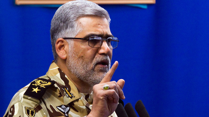 ​America still Iran's enemy, nuclear deal or not – Iranian army commander