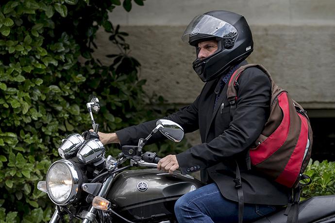 Former Greek Finance Minister Yanis Varoufakis (Reuters / Marko Djurica)