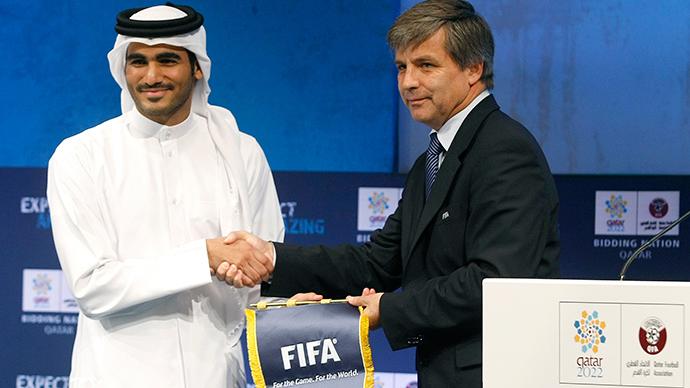 FIFA hands 7-year ban to 2018, 2022 World Cup bid inspector