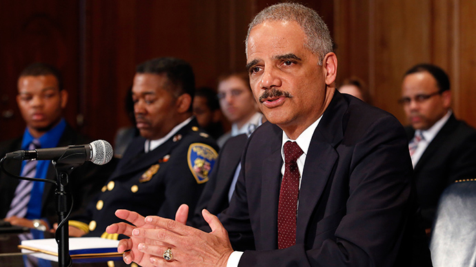 Justice Dept. could strike deal with Edward Snowden upon US return - Eric Holder