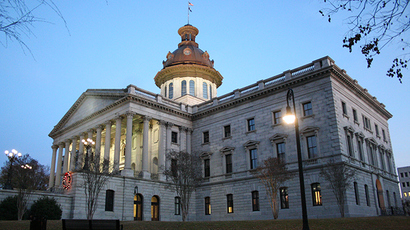 South Carolina State House (Image from wikipedia.org)