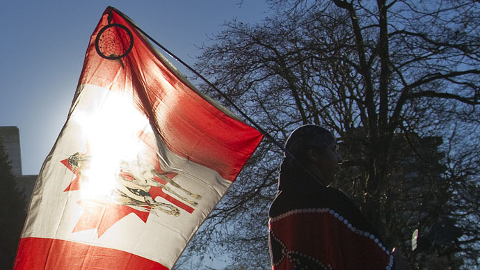 Canada scolded by human rights groups for poor treatment of indigenous women