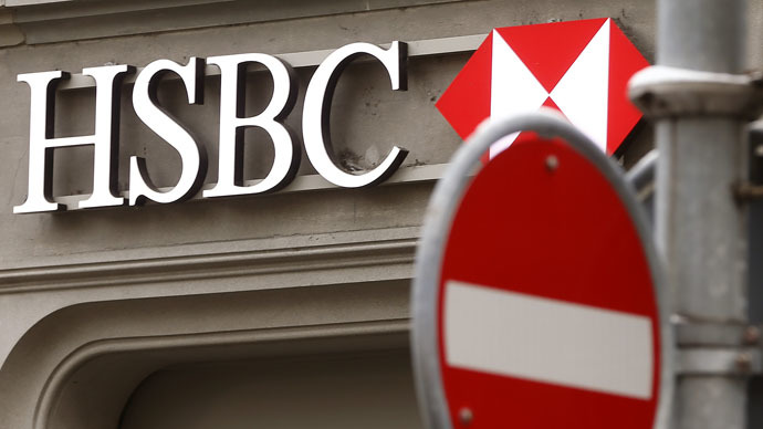 HSBC fires staff for mock ISIS execution video