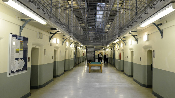 Prisoners use each other as guinea pigs to test legal highs, report claims